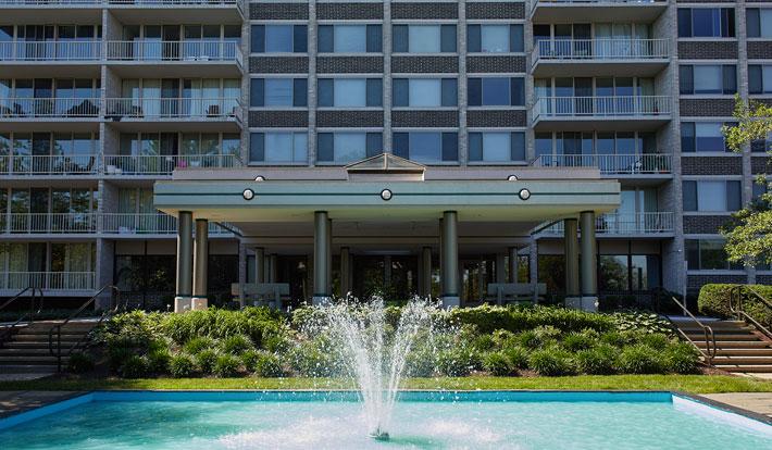 Property Management Services Van Metre Apartments